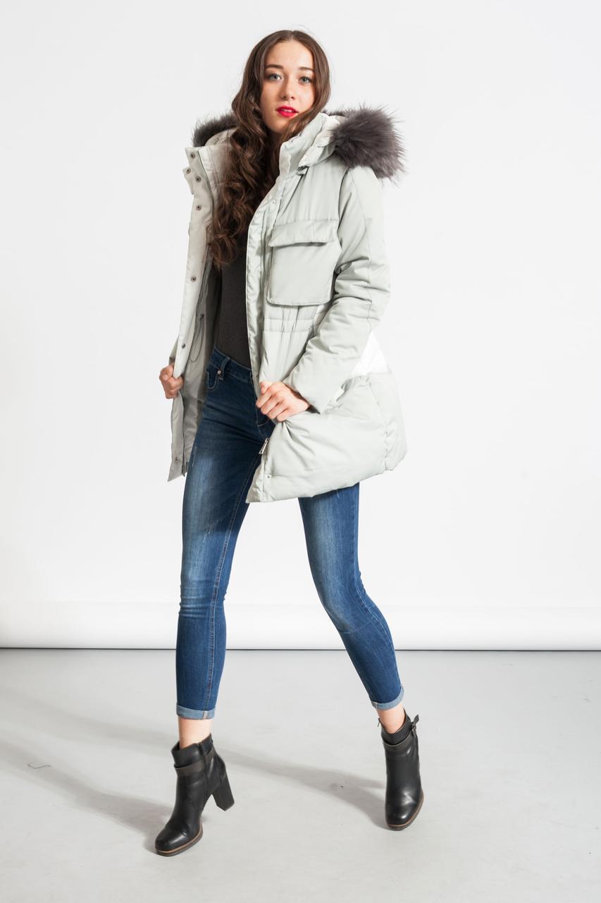 Куртка женская Glo-Story длинная