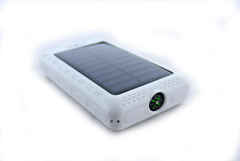 УМБ солнечное зарядное устройство UKC Power Bank LED 33000 mAh