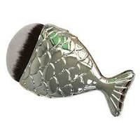 Кисть Рыбий хвост (серебряная)