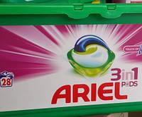 Ariel Капсулы для стирки 3 в 1 Lenor