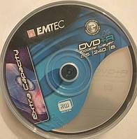 Emtec DVD+R DL 8.5 Gb 8x ( 10 шт уп )