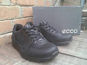 Кроссовки мужские ECCO 538564 Black, фото 2