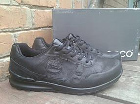 Кроссовки мужские ECCO 538564 Black, фото 3
