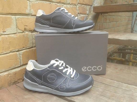 Кроссовки мужские ECCO 538564 Blue/dirty color (кожа), фото 2