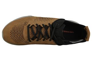 Коричневые кроссовки летние Merrell VERSENT LTR PERF Brown sugar  J91457 оригинал, фото 3