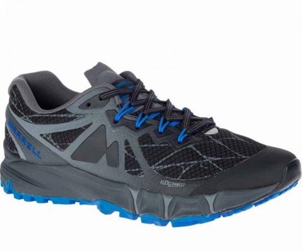 Мужские кроссовки Merrell Agility Peak Flex J37699 Синие