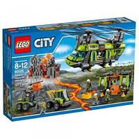 LEGO® City Грузовой Вертолёт Исследователей Вулканов