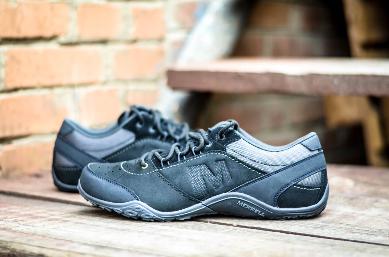 Зимние мужские ботинки Merrell Wraith Fire J71069 низкие