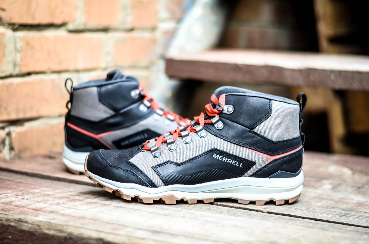 Мужские меррелл ботинки Merrell All Out Crusher Mid J49321 Зимние