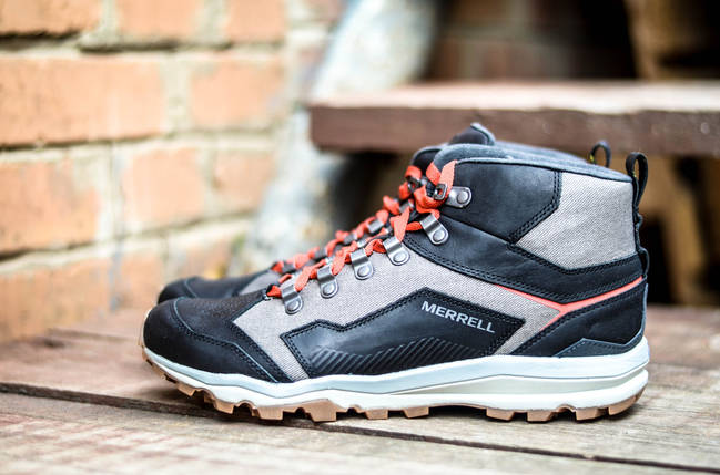 Мужские меррелл ботинки Merrell All Out Crusher Mid J49321 Зимние, фото 2