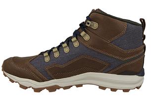 Оригинал Зимние мужские ботинки Merrell All Out Crusher Mid J49319 Коричневые, фото 3