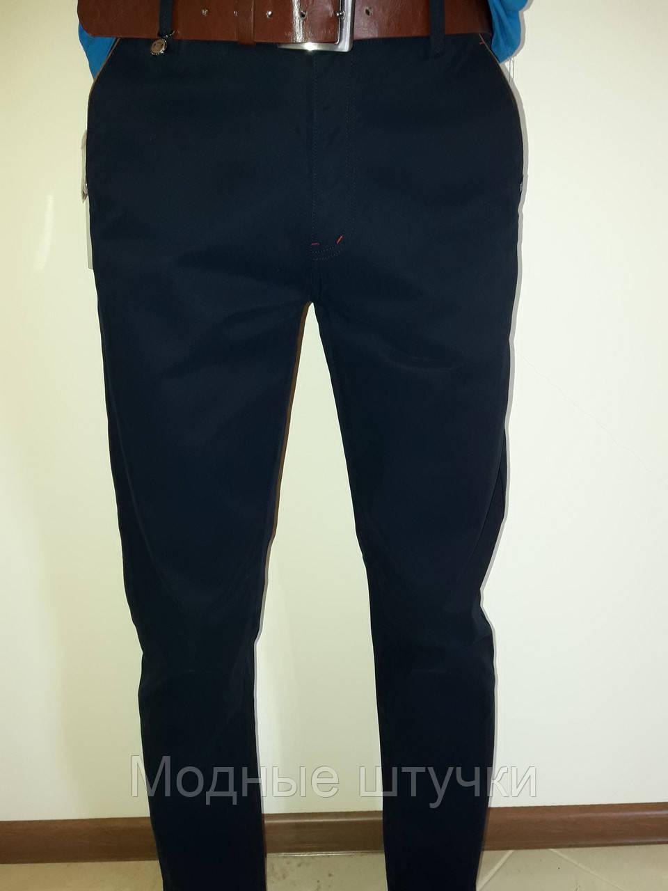 18b41233e4c Мужские брюки темно-синие Catenvin 2012-19 - Модные штучки в Николаеве
