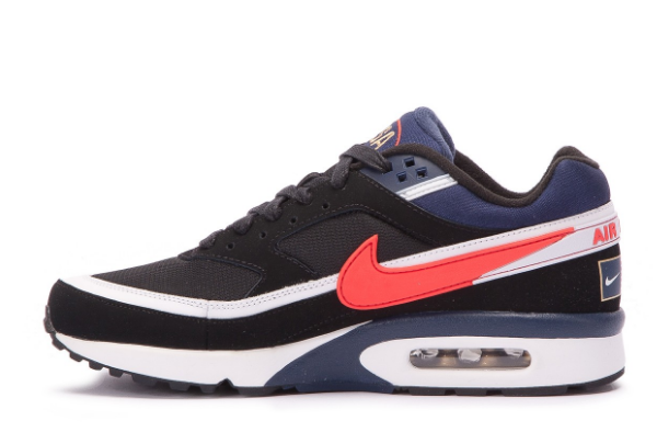 Кроссовки мужские NIKE Air Max 91 Premium BW Black/Navy