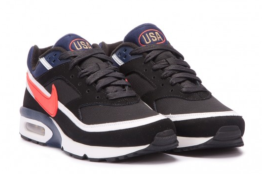 Кроссовки мужские NIKE Air Max 91 Premium BW Black/Navy, фото 2