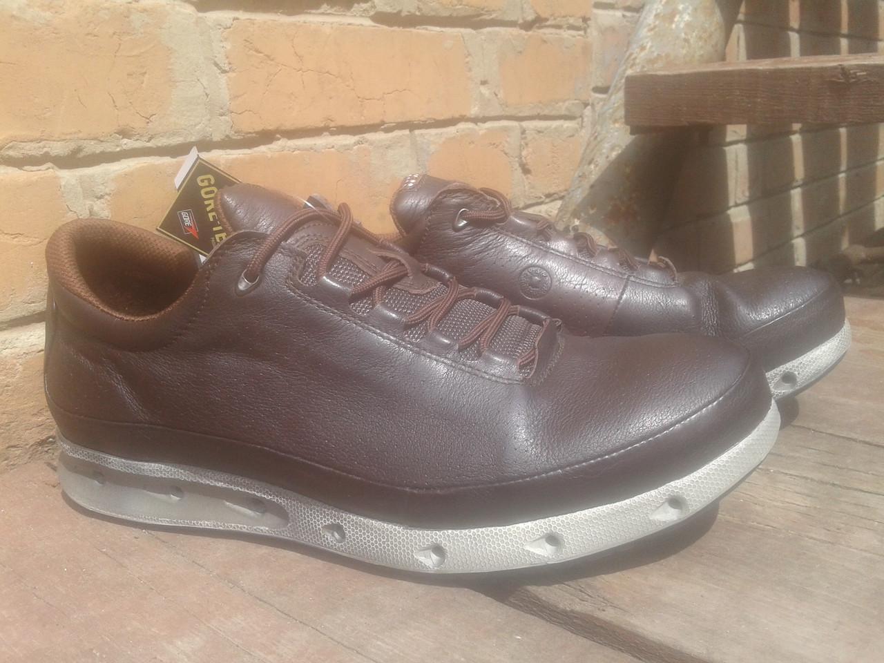 Кроссовки мужские ECCO COOL GORE-TEX коричневые
