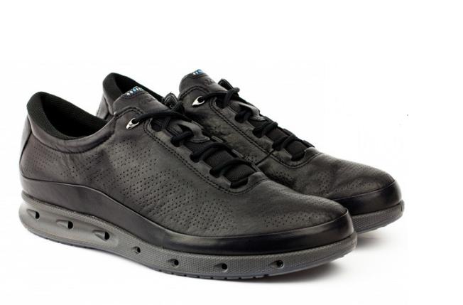 Кроссовки мужские ECCO COOL GORE-TEX Black, фото 2