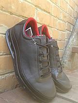 Кроссовки мужские ECCO COOL GORE-TEX Black Red, фото 3