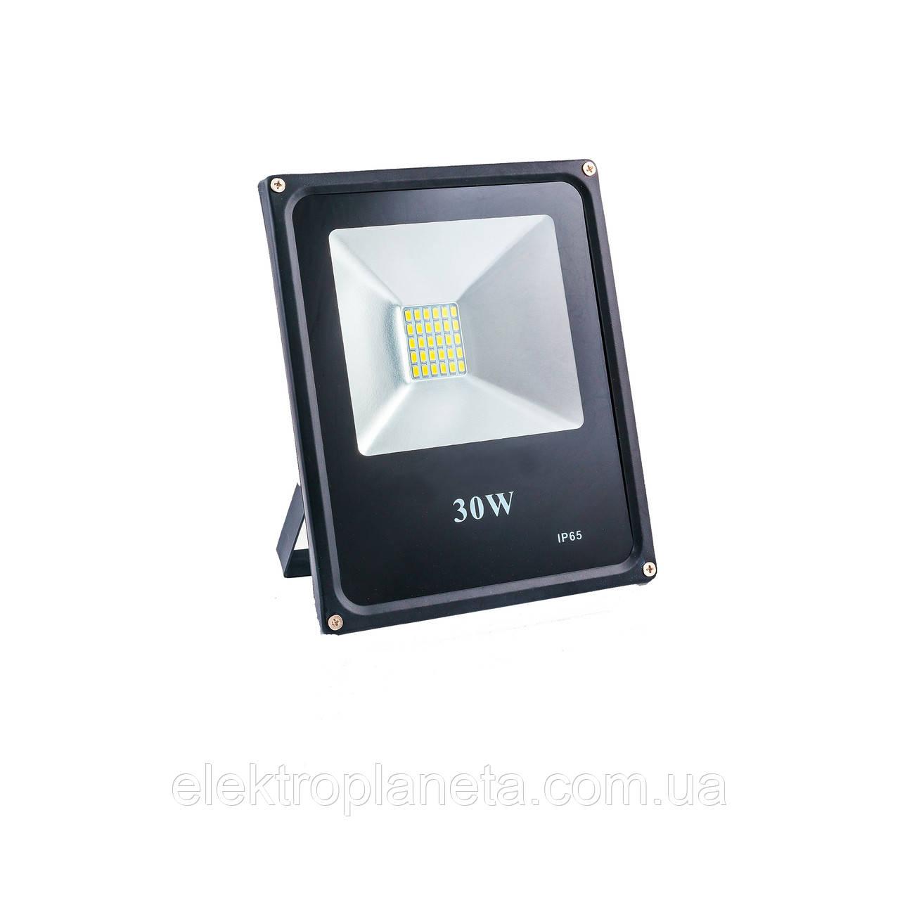 Прожектор светодиодный ES-30-01 95-265V 6400K 1650Lm SMD