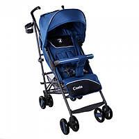 *Детская прогулочная коляска Carrello Costa Navy Blue CRL-1409