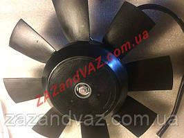 Вентилятор охлаждения радиатора Таврия 1102 Славута 1103 нового образца Лузар Luzar LFc 0103