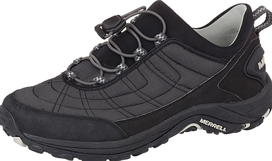 Ботинки мужские Merrell ICE J110747 C (CHINA) Black