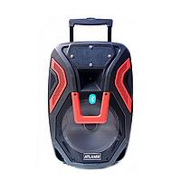Bluetooth колонка Atlanfa AT-Q15 с микрофоном
