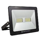 Прожектор світлодіодний EV-100-01 100W 180-260V 6400K 8000Lm SMD НМ, фото 3