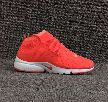 Кроссовки мужские NIKE Air PRESTO QS Red красные, фото 2