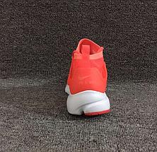 Кроссовки мужские NIKE Air PRESTO QS Red красные, фото 3