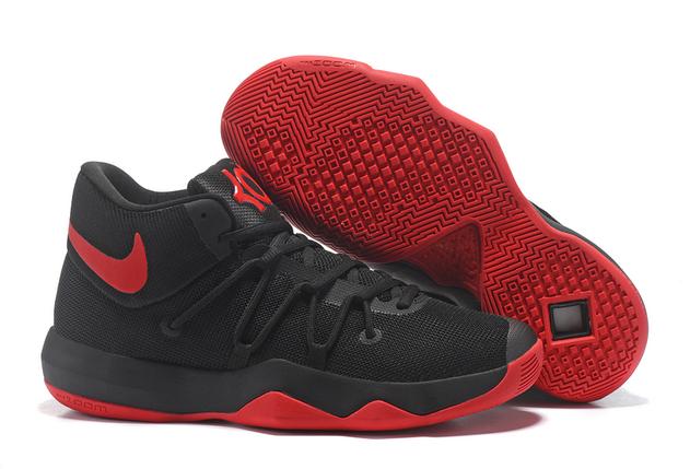 Кроссовки мужские NIKE KD 5 Trey V Black Red, фото 2