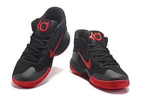 Кроссовки мужские NIKE KD 5 Trey V Black Red, фото 3