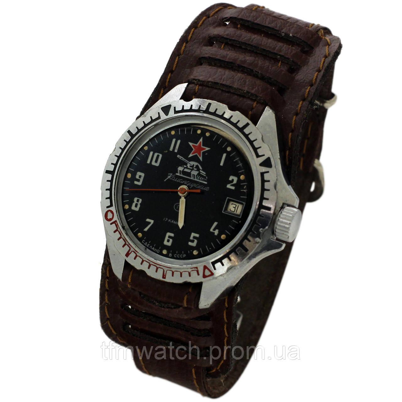 e76264acc5d5 Механические Командирские часы Восток