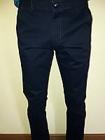 Мужские брюки темно-синие Baron 6052, фото 1