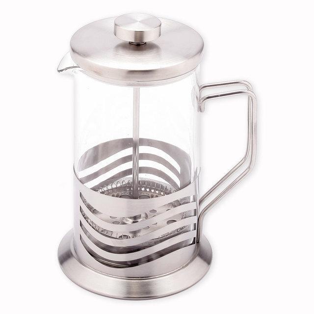 Френч-пресс Kamille 800 мл заварник для чая и кофе