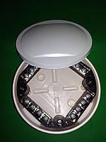 Коробка для наружного монтажа с клеммной площадкой диаметр 100 мм