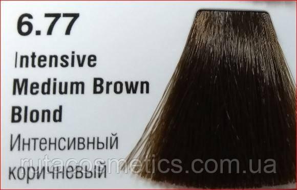 Concept Profy Touch Color Cream Стойкая крем-краска для волос 6.77 Интенсивный коричневый