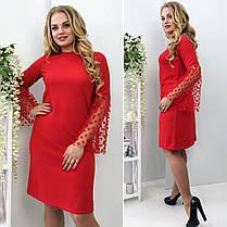 Элегантное платье  (48-54), фото 2