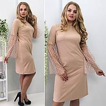 Элегантное платье  (48-54), фото 3