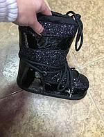Сапоги moon boot женские высокие