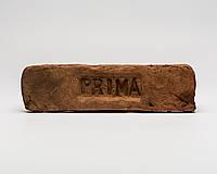 Декоративный кирпич ложок с клеймом Prima красный