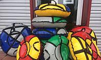 Тюбинг, Ватрушка, надувные санки для катания с горки 100 см.