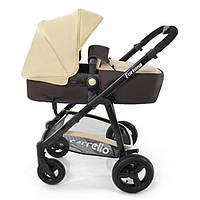 *Коляска детская 2 в 1 Carrello Fortuna Beige CRL-9001