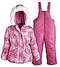 Зимний розовый комбинезон Rothschild(США) для девочки от 1 до 3 лет