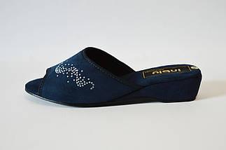 Тапочки женские велюр Inblu RR-1V, фото 2