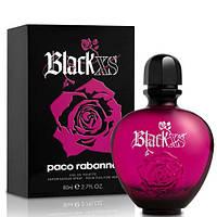 Женская Туалетная вода  Paco Rabanne Black XS for Her  80 ml.   Лицензия