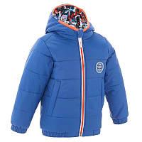 Куртка детская лыжная двустороння WED'ZE (син)