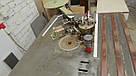 Кромкооблицовочный станок BJF135E бу с пневмобрезкой кромки 07г., фото 4
