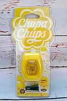 "Автомобильный ароматизатор на дефлектор ""Chupa Chups"" Lemon (Лимон)"