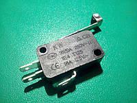 Концевой выключатель, микрик 15 A 250 В, фото 1