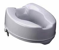 Туалетное сидение высокое без крышки Doctor Life